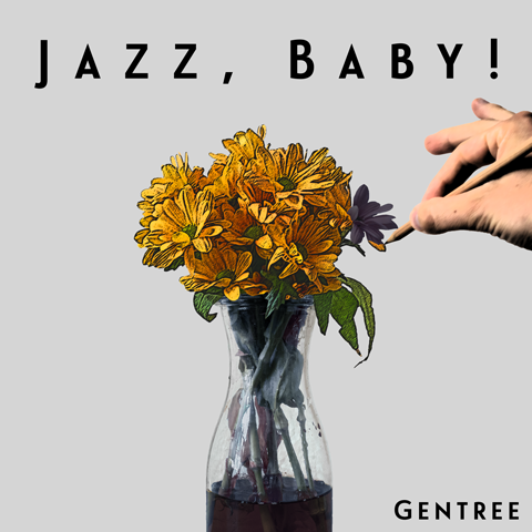 Jazz, Baby! - Cover